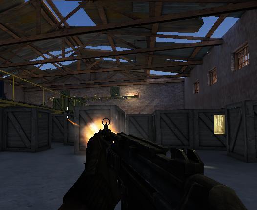 Игра - Уйти от врага